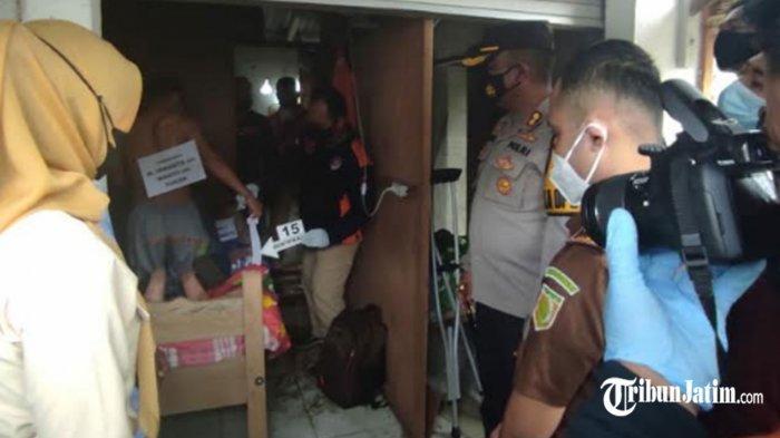 Rekonstruksi Pembunuhan Terapis Pijat Pus-plus di Mojokerto, Polisi: Adegan 15-23 Paling Krusial
