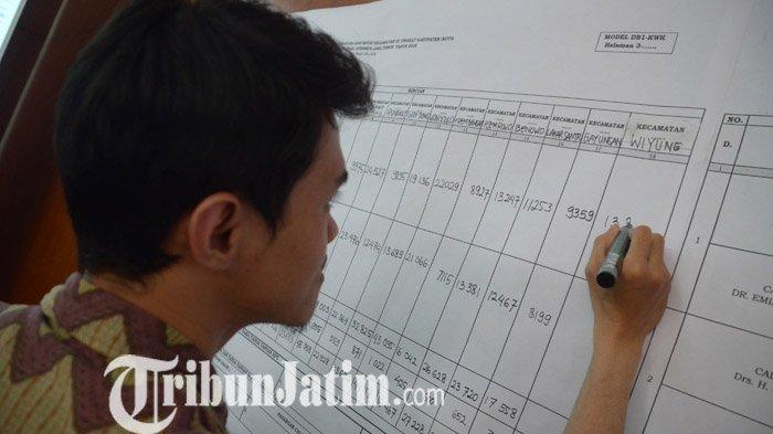 Di Surabaya, Khofifah Unggul 18.398 Suara Dari Gus Ipul