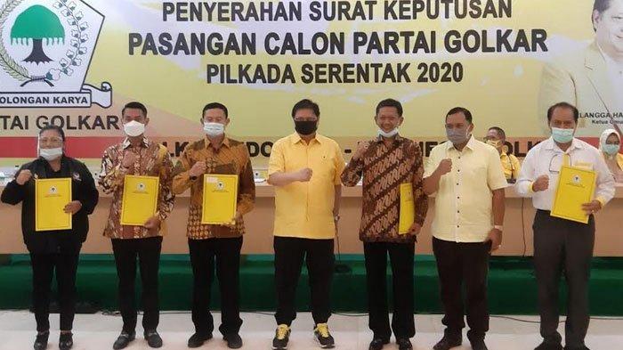 Golkar Keluarkan Rekomendasi 8 Paslon di Pilkada Jawa Timur, Tuban dan Pasuruan Diisi Kader Internal