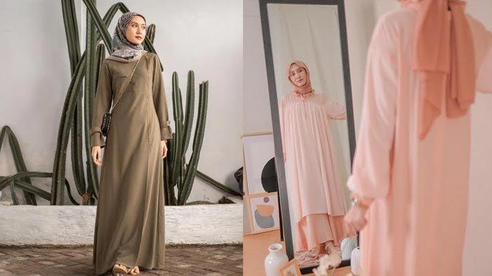 Rekomendasi Outfit Lebaran di Rumah ala Selebgram Inas Rana, Bisa Coba Paduan Tunic dan Loose Pants