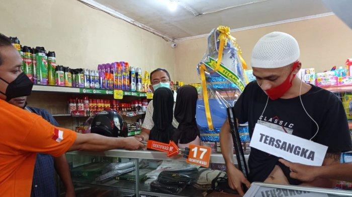 Kediri Berdarah, Sales Nekat Bunuh Pemilik Toko Kelontong, Bermula dari Sakit Hati Soal Permen