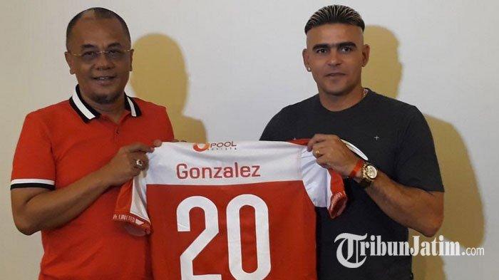 Madura United Tuntut Ganti Rugi Rp 10 Miliar ke Gonzales, Juga Pengembaliaun Uang Sebesar ini