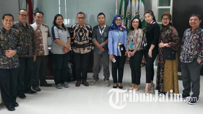 Surya dan Universitas Nahdlatul Ulama Surabaya Siapkan Kolaborasi Lewat Cross Pathnership