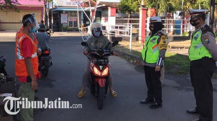 Klaster Perkantoran Sumbang Angka Covid-19 Blitar, Pemkot Bentuk Relawan Disiplin Protokol Kesehatan