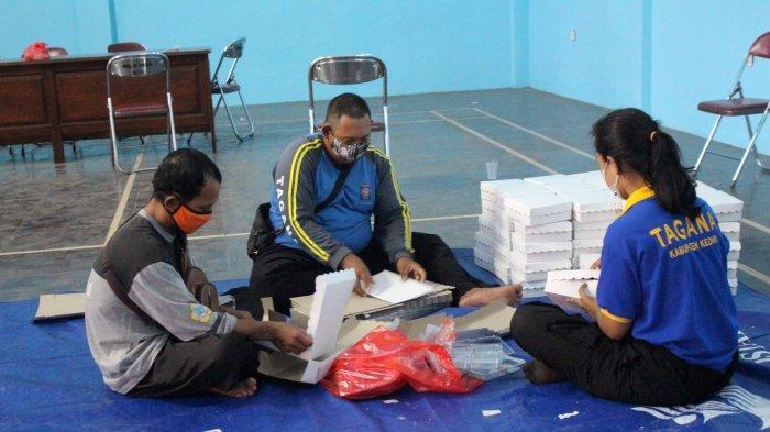 Berawal dari Kluster Pekerja, Sebanyak 31 Warga di Satu Desa Positif Covid-19 di Gampengrejo Kediri