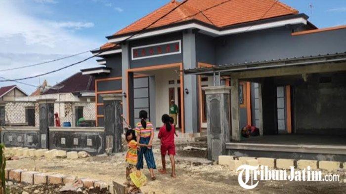 Relokasi Mandiri 63 KK di Wadung Tuban Terdampak Kilang Pertamina, Dibangun Bak Perumahan Mewah