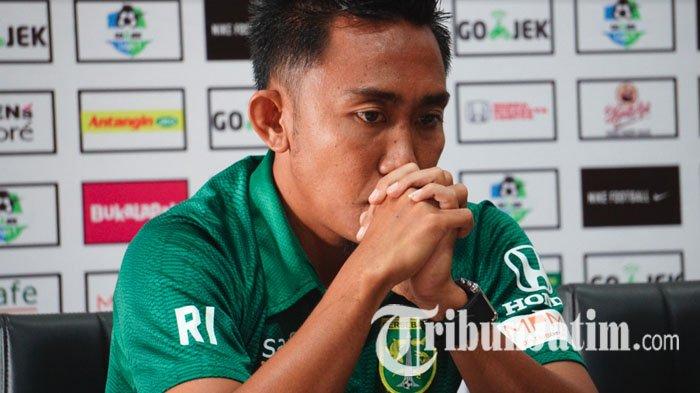 Dilema Pemain Persebaya Rendi Irwan Soal Pemberhentian Sementara Liga 1 2020 Akibat Covid-19