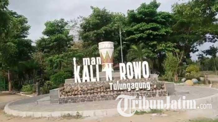 Taman Kali Ngrowo Tulungagung Dipercantik, DLH Minta Pepohonan Tetap Dijaga
