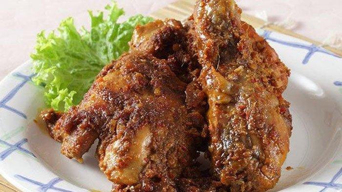 Resep Menu Tahun Baru 2020, Ayam Bakar Bumbu Rujak dan Lengkuas, Simak Tips Agar Bumbu Meresap