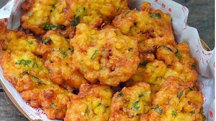 Resep Dadar Jagung atau Bakwan Jagung, Cocok Dimakan dengan Nasi Hangat dan Sayur, Gampang Dibuat