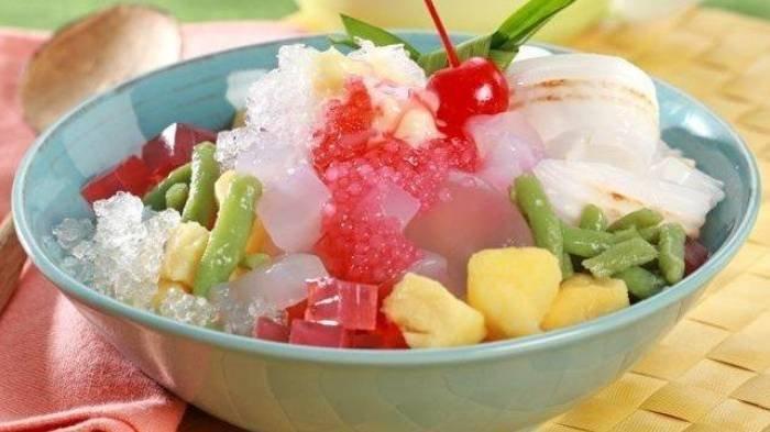 Resep Es Campur Buah, Cocok untuk Melepas Dahaga saat Buka Puasa Ramadan, Rasanya Manis dan Segar!