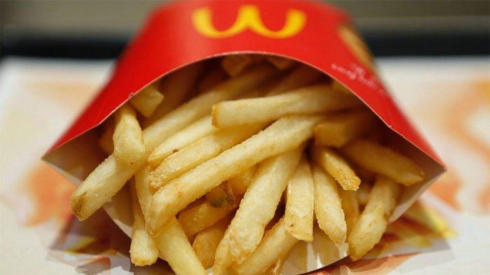Resep Kentang Goreng McD Resmi dari McDonalds, Ternyata Ada 4 Bumbu 'Rahasia' Agar Khas dan Renyah