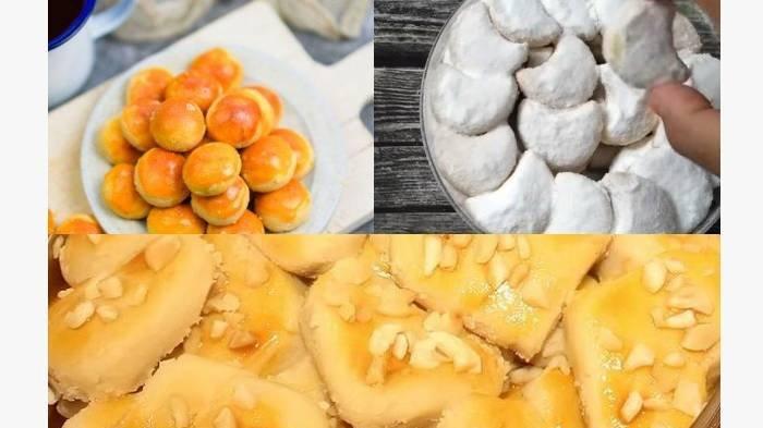 6 Resep Kue Kering untuk Suguhan Hari Lebaran, Mulai dari Kue Nastar Putri Salju hingga Kue Semprit