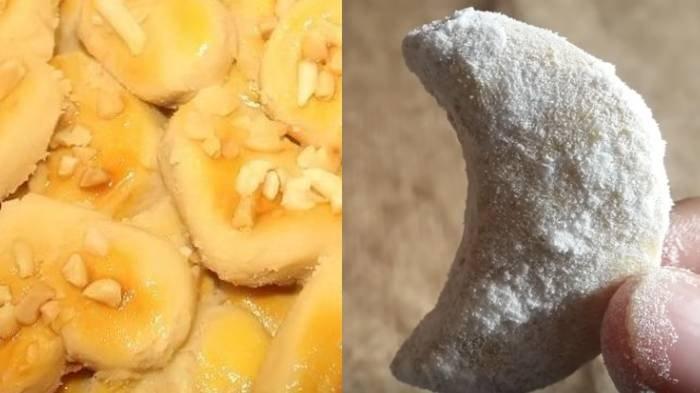Resep Kue Putri Salju Tanpa Mixer dan Kue Kacang Pakai Oven untuk Lebaran 2021, Praktis Membuatnya