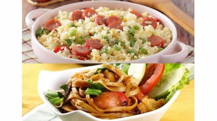 4 Resep Menu Buka Puasa Sederhana, Mulai dari Nasi Mentega Sosis hingga Mi Goreng Sosis Cabai Kering