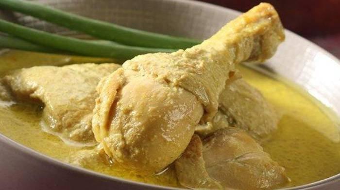 Sebentar Lagi Lebaran, Ini Resep Opor Ayam Kuning yang Mudah & Lezat, Bisa Disajikan dengan Ketupat