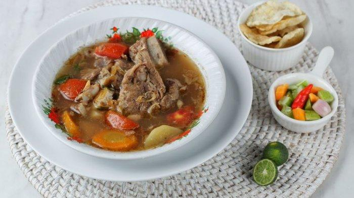 Resep Sop Tetelan Sapi Kuah Bening Gurih, Hidangan Idul Adha 2021 Cocok Disantap Pakai Nasi Hangat