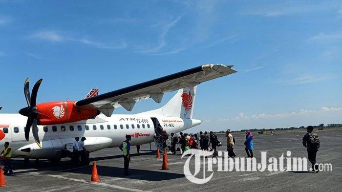 Ada Renovasi di Bandara Juanda, Layanan Keberangkatan Lion Air & Wings Air Dipindah ke Terminal 1A
