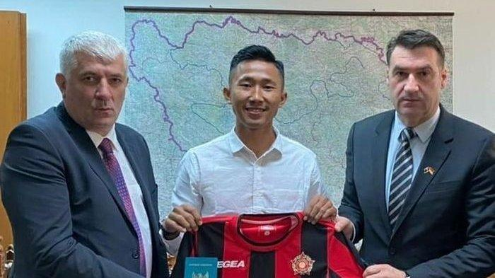 Talenta Muda Indonesia Miftah Anwar Sani Masih Tidak Menyangka Bisa Gabung Klub Bosnia