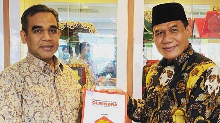 BREAKING NEWS - Resmi, Gerindra Tunjuk Bambang Haryo Sukartono (BHS) Maju di Pilkada Sidoarjo
