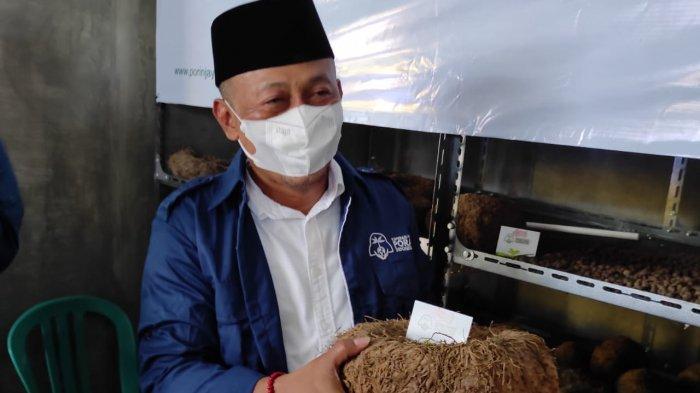 Resmikan Koperasi Petani Porang Ponorogo, Bupati Sugiri: Pasarnya Makin Menjanjikan