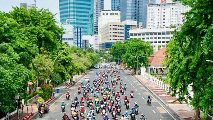 Peserta Rolling City Genio On The Street Surabaya Sebut Honda Genio Bikin Percaya Diri Penggunanya