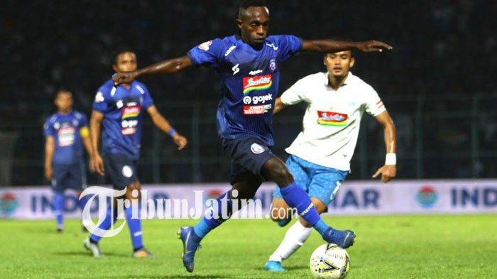 Babak Pertama PSIS Semarang Vs Arema FC, Laskar Mahesa Jenar Unggul 2-0 atas Singo Edan