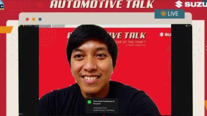 Ridwan Hanif Beri Pengakuan Jujur tentang Suzuki XL7 di Automotive Talk UMC: Buat Kepincut