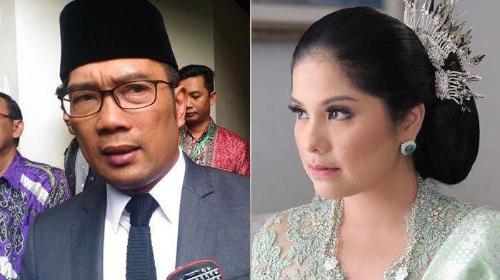 Komentar Annisa Yudhoyono ke Ridwan Kamil yang Buka Diskusi Soal Isi UU Omnibus Law: Sehat Kang?
