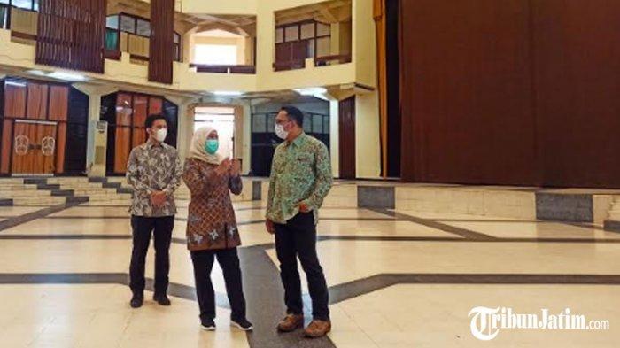 Ridwan Kamil ke Jatim Berbalas Kunjungan Khofifah Indar Parawansa, Terkait Persiapan Pilpres 2024?