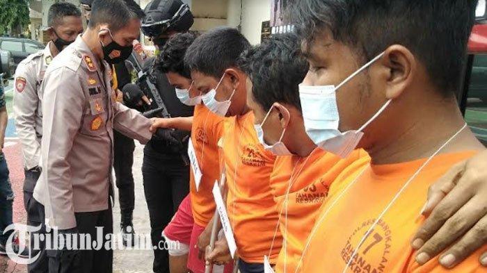 Tergiur Motor Murah di Facebook, Warga Bangkalan Malah Jadi Korban Curas, Rp 10 Juta Raib Sia-sia