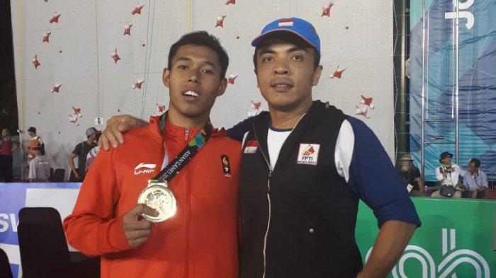 Rindi Sufriyanto, Peraih Emas Panjat Tebing Asian Games Asal Probolinggo Usai Kalahkan Diri Sendiri