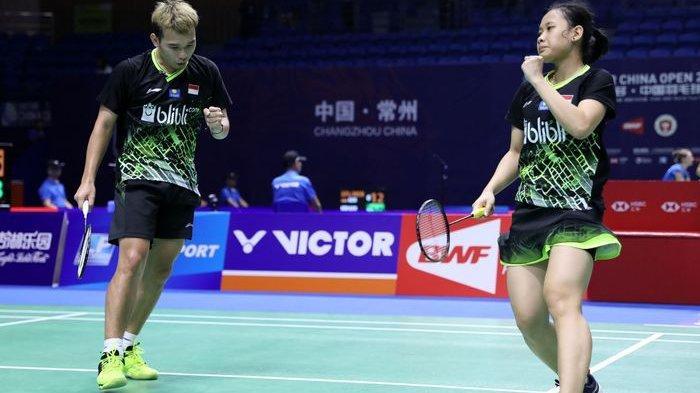 Rekap Hasil Final Spain Masters 2021 - Tampil Perkasa, Indonesia Borong 4 Gelar Juara