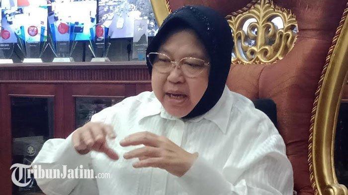 Wali Kota Risma Ajukan Jagonya untuk Pilwali Surabaya ke PDIP, Hasto Sebut karena Mega & Risma Dekat