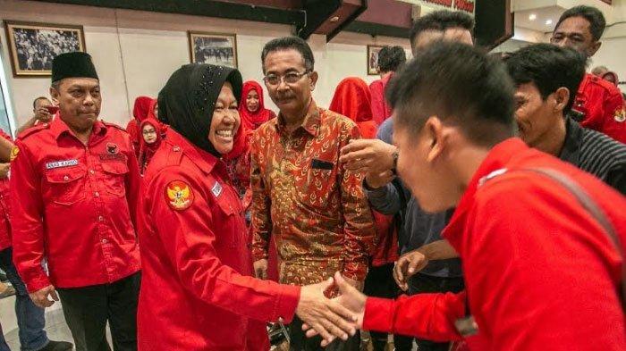 Strategi PDI Perjuangan di Pilkada Surabaya 2020, Maksimalkan Pemilih Loyal, Legislatif dan Risma