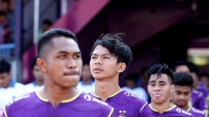 Manajemen Persik Kediri Pulangkan Risna Prahalabenta dari Madura United