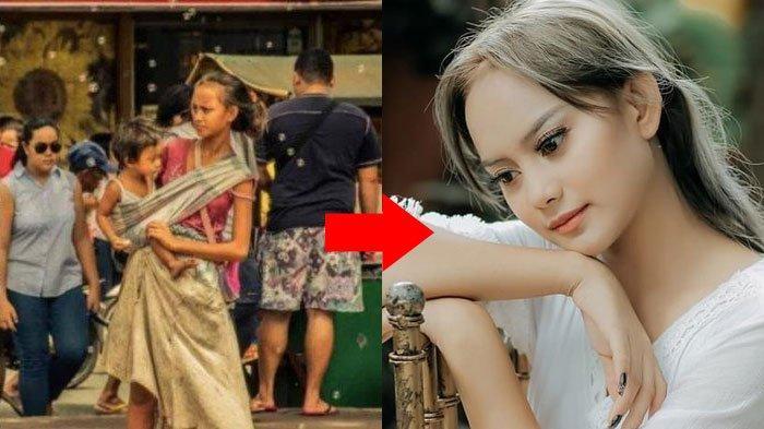 Dulu Gadis Pengemis Lusuh, Kini Sosoknya Jadi Artis Cantik Terkenal, Bermimpi Jadi Miss Universe