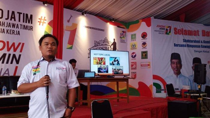 Eks Ketua Tim Cyber TKD Jatim Respon Soal Abdee Slank Jadi Komisaris PT Telkom Indonesia: Kecewa