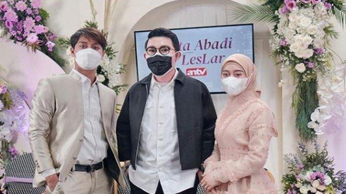 Pernikahan Lesty Kejora & Rizky Billar Tayang di ANTV, Intip Susunan Acaranya, Resepsi 7,5 Jam