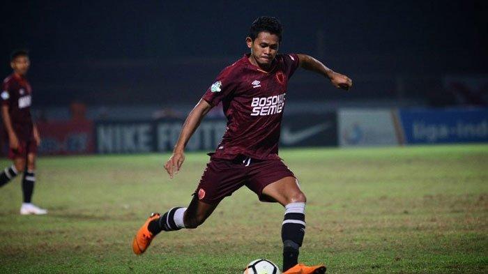 Jadi Pemain Tertua di TC Timnas Indonesia, Rizky Pellu Bertekad Rebut Tempat di Tim Utama
