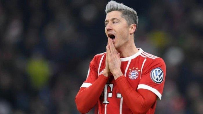 Dua Gol Robert Lewandowski Sia-sia, Bayern Muenchen Merana Lawan Borussia Dortmund