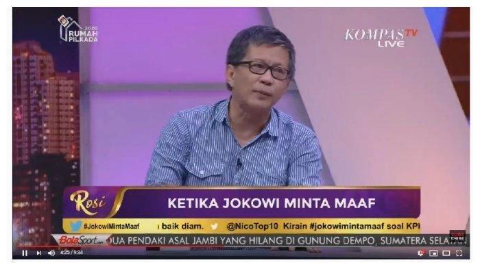 Soroti Prabowo Masuk Kabinet, Rocky Gerung Saran ke Presiden Jokowi: Akan Mulai Ada 2 Matahari