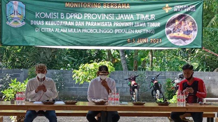 Komisi B DPRD Jatim Monitoring Pariwisata di Probolinggo, Sentuhan Pemerintah Harus Optimal