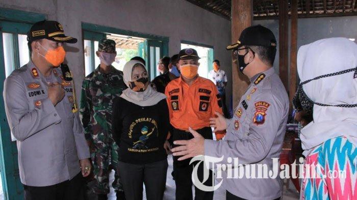 Polisi Gandeng Para Pesilat Bikin Kampung Tangguh di Madiun, Kapolres: Dibentuk Hingga Tingkat RT/RW