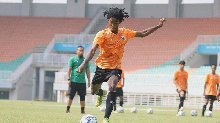 Resmi, Madura United Rekrut Eks Wonderkid Persib Bandung Keturunan Liberia