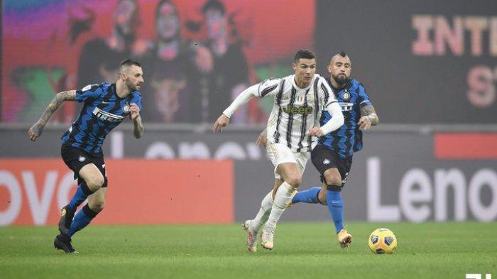 TERPOPULER BOLA: Ronaldo Gagal Jebol Gawang Inter Milan hingga Pemain Lampang FC Pakai Bahasa Jawi