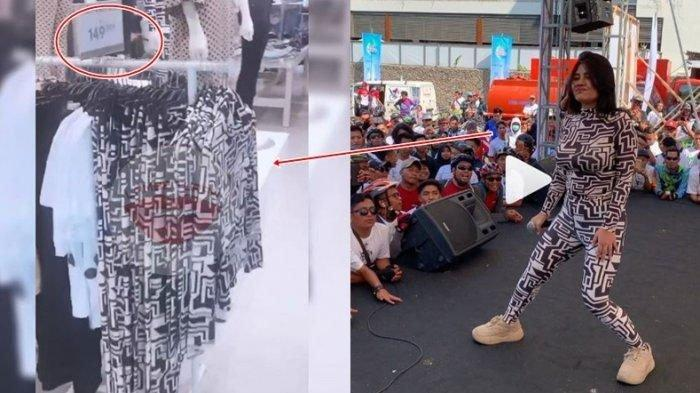 Mengaku Dapat Honor Rp200 Juta, Rosa Meldianti Ternyata Manggung Pakai Baju Murah?