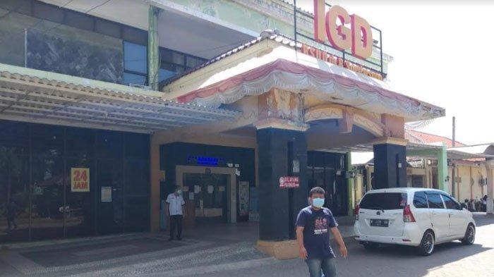 Pasien Covid-19 di RS Kota Pasuruan Menurun Drastis, Berikut Angkanya