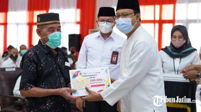172 Rumah Tak Sehat di Kota Pasuruan Direnovasi, Gus Ipul Janjikan Tahun Depan Lebih Banyak Penerima