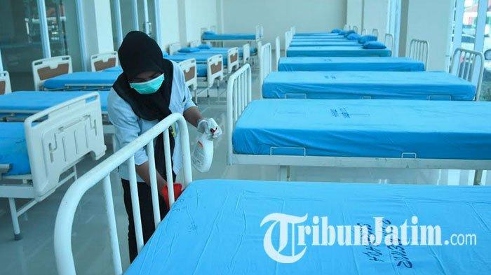 Kini,  Ada 62 Rumah Sakit Rujukan Untuk Pasien Covid-19 di Jatim